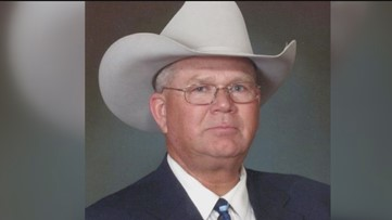 Midland County Sheriff's Office holds memorial for Gary Painter