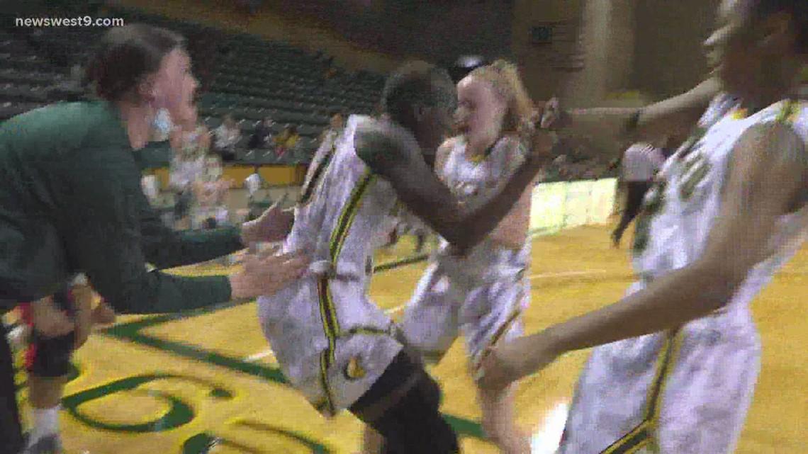 Midland College women's basketball vs South Plains