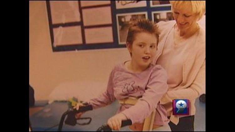 Midland Girl's Recovery from Accident Serves as Inspiration for Others