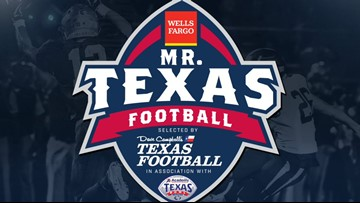 Midland Lee QB nominated for Mr. Texas Football