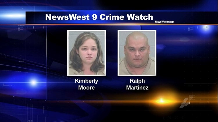 Ector County Couple Indicted on Capital Murder Charges