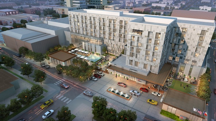 Marriott Hotel and Conference Center opens in Odessa