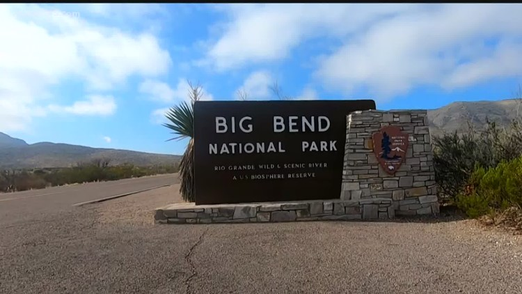 Big Bend National Park announces reopening of several facilities, trails