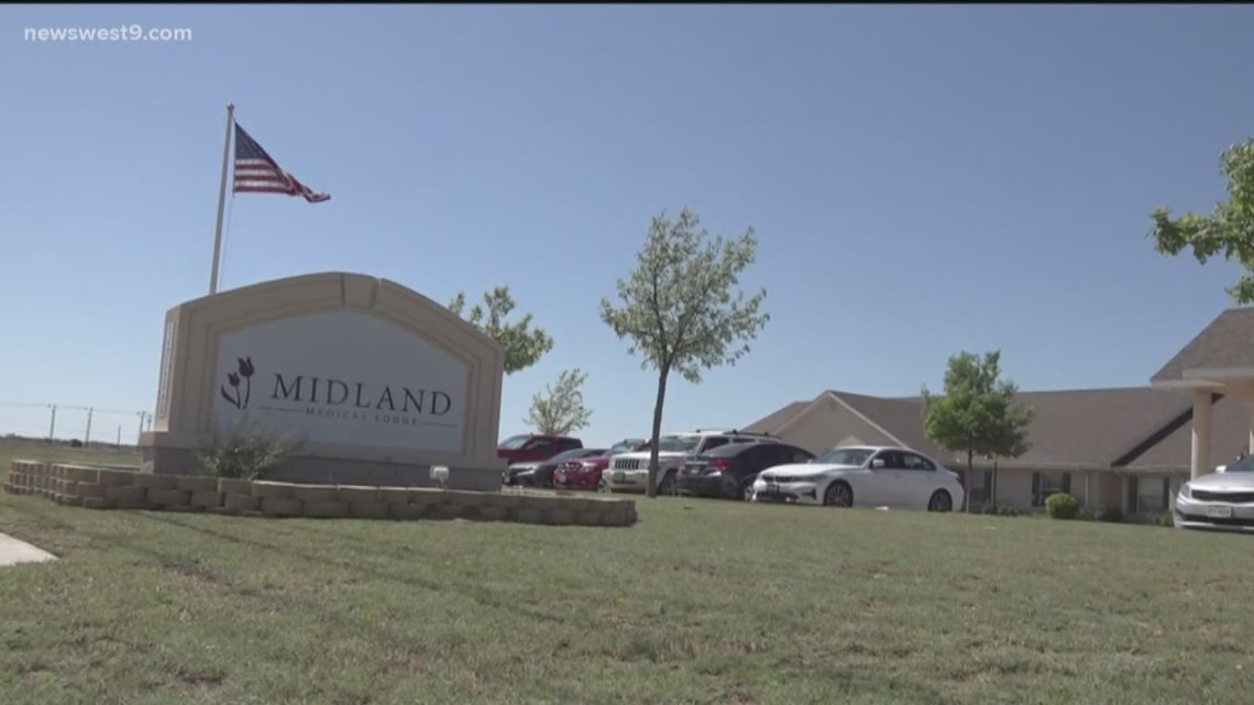 Midland Medical Lodge previously cited for health code violations