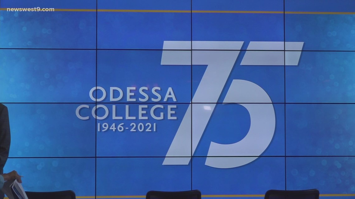 Odessa College to begin 75th Anniversary celebration on September 1
