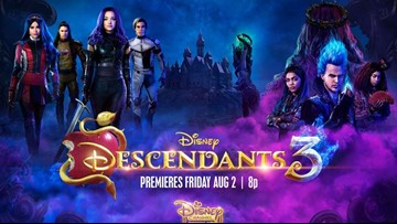 Midland Park Mall hosting 'Descendants 3' children's event