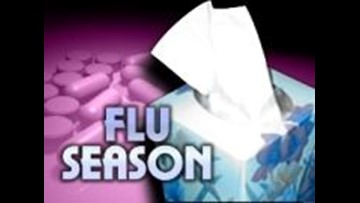Influenza on the rise