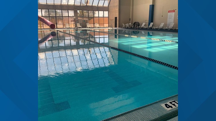 Odessa College pool reopens this week