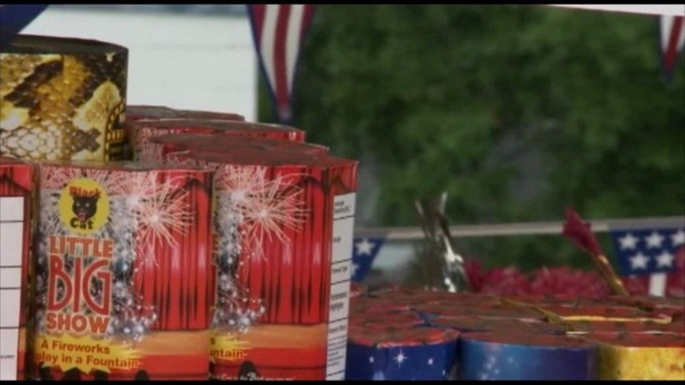Fireworks Could Be Making a Comeback in Ector County