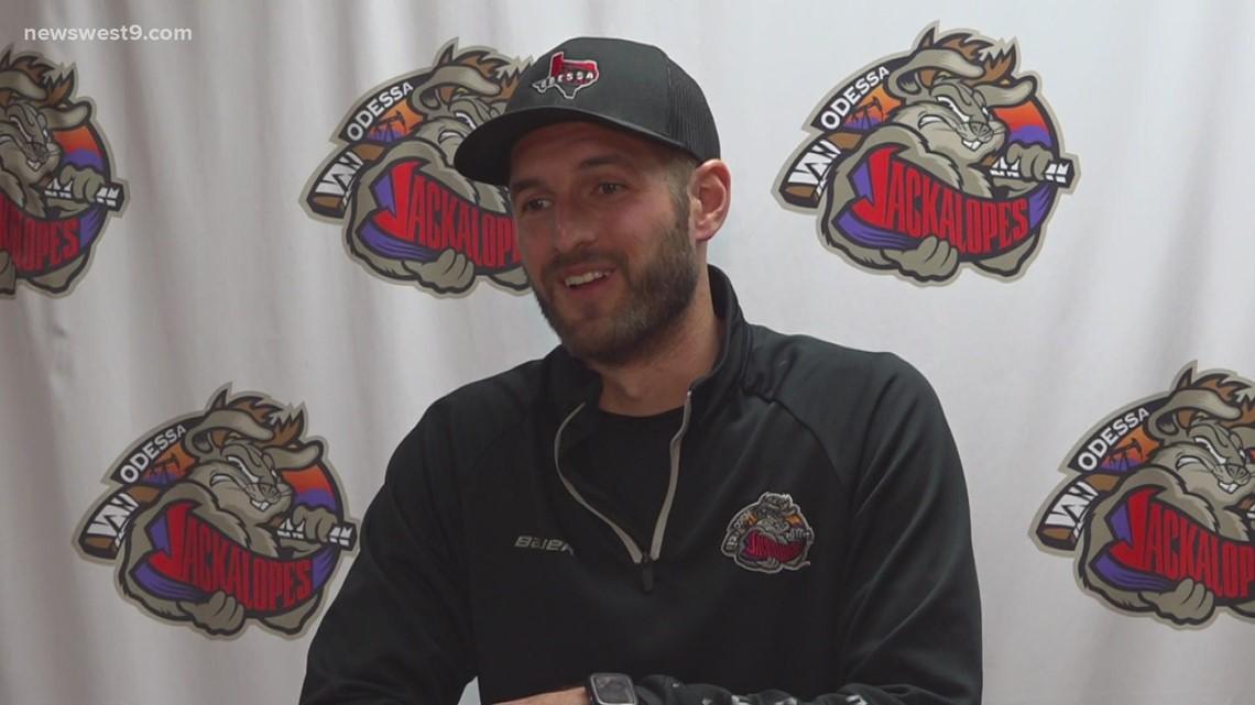 Jackalopes assistant coach gains valuable experience