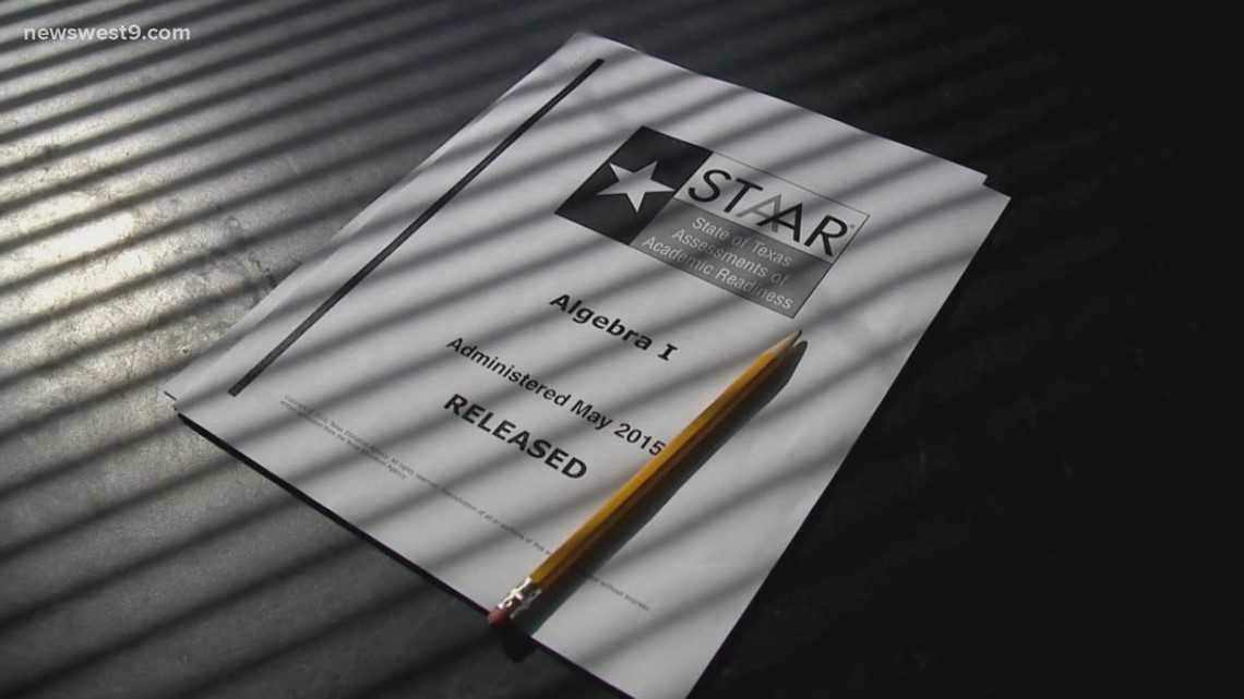 MISD, ECISD students expected to make up the STAAR exam next week after Tuesday's glitches