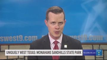 Uniquely West Texas: Monahans