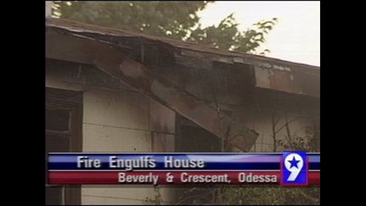 Electrical Short to Blame for House Fire in Odessa