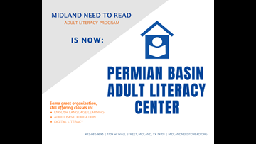 Permian Basin Adult Literacy Center in need of volunteers