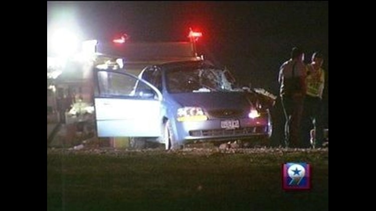Two Killed in Early Morning Crash in Midland