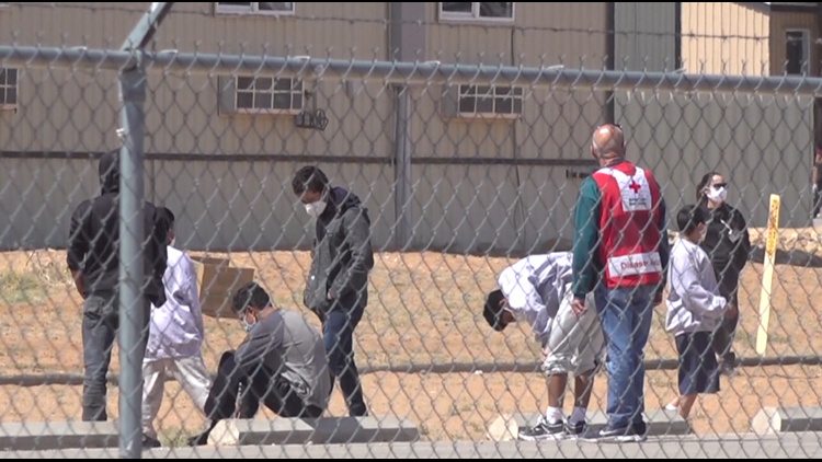 Midland D.A.: Criminal allegations made at Midland migrant facility
