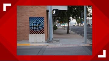 City of Odessa bringing more art to traffic boxes