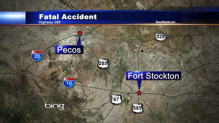 Iraan Man Killed in Morning Accident on Highway 285, Another