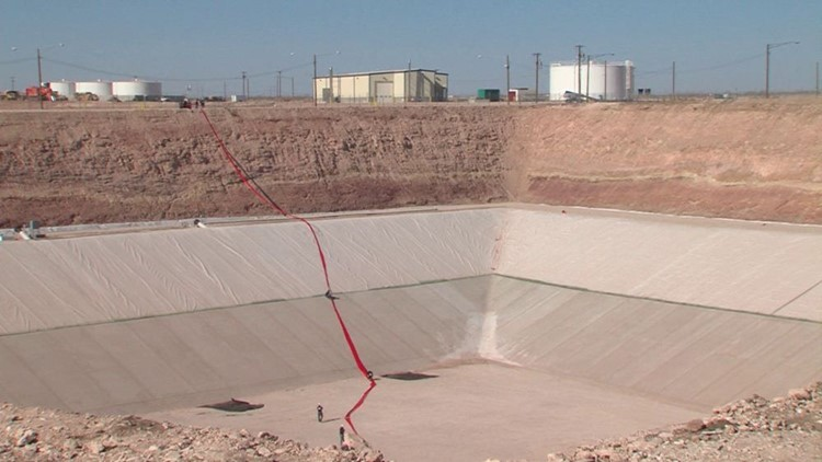 Andrews Residents Adjusting to WCS Radioactive Waste Site