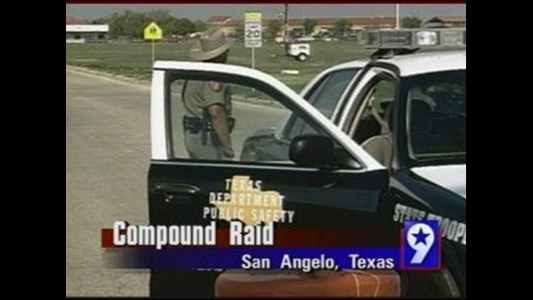 Second Arrest Made at Eldorado Compound, 416 Children Removed