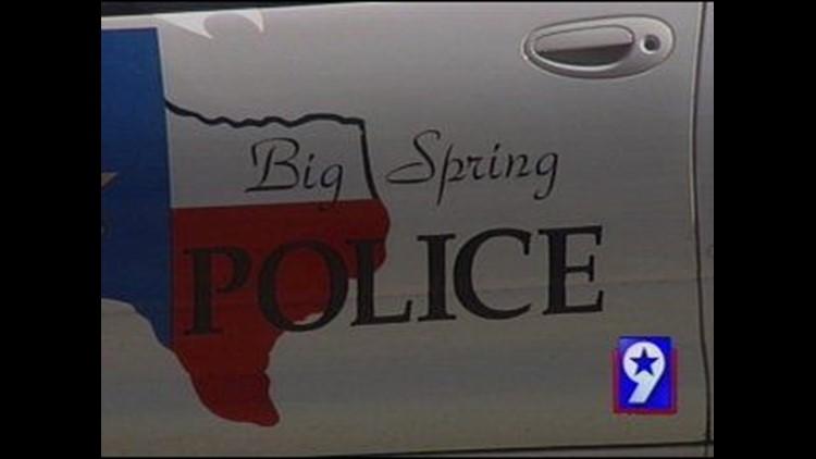 Big Spring Police Make Big Drug Bust