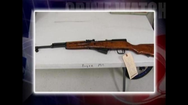 Two Martin County Men Arrested for Selling Stolen Guns