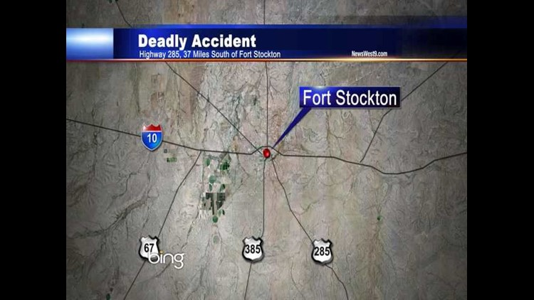 Four People Killed, One Injured in Afternoon Accident in