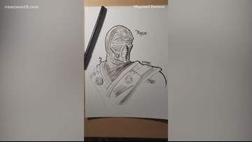 GALLERY: Inktober provides West Texans a chance to show off