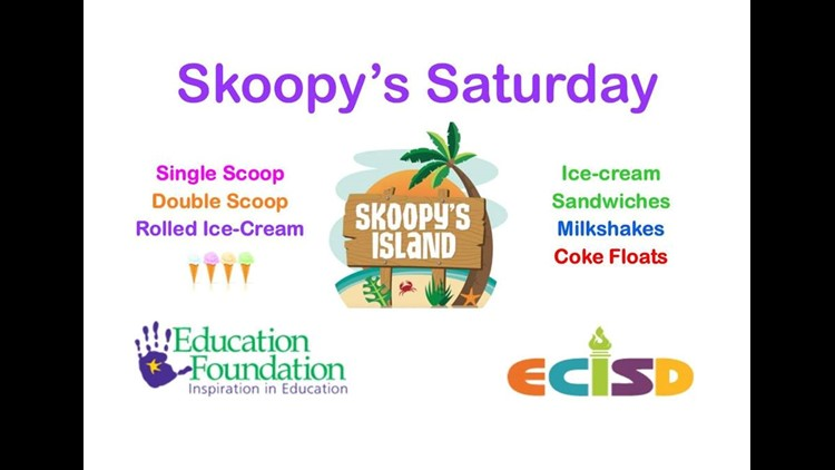 Skoopy's Saturday raises money for the Education Foundation of Odessa