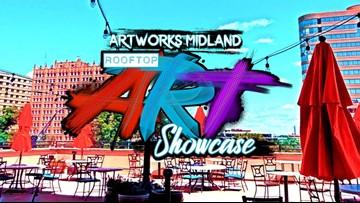 Artworks Midland hosting rooftop art showcase