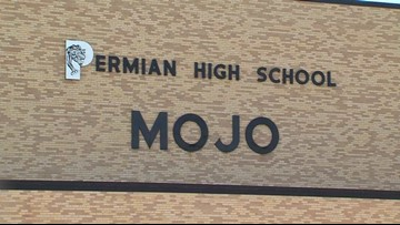 Permian student arrested after 'acting erratically' and carrying gun