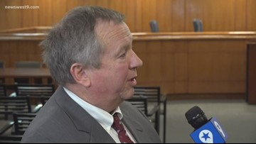 Interview with Midland County Attorney Russell Malm