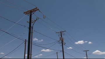 Oncor works to restore power to over 1,300 Midland residents