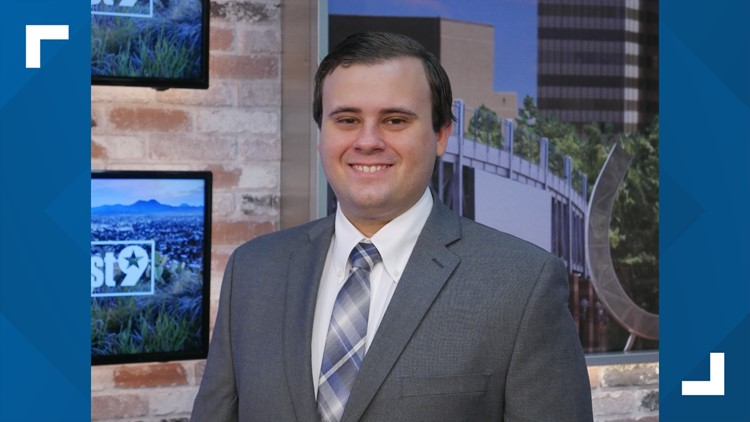 Jonathan Polasek- Reporter