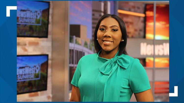 Christina Burgess, Reporter