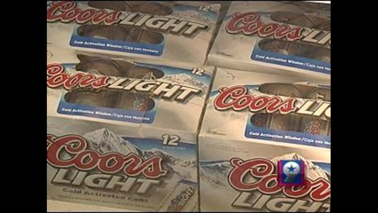 Midland Police Cracking Down on Stores Selling Booze to Minors