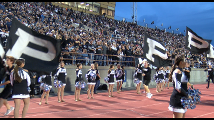 Permian and Odessa High 60th cross-town rivalry game brought a huge crowd