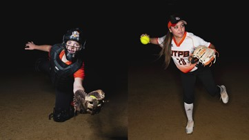 UTPB softball players show off their talents outside the diamond
