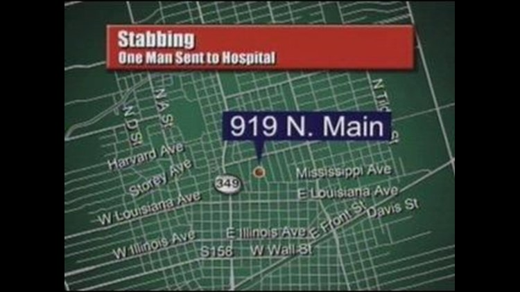Midland Police Investigating After a Stabbing on Sunday Night