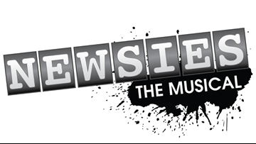 Midland Community Theatre presents 'Newsies The Musical'