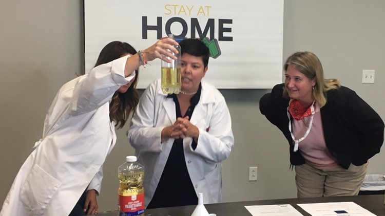 XTO Energy holding free summer STEM lessons for students