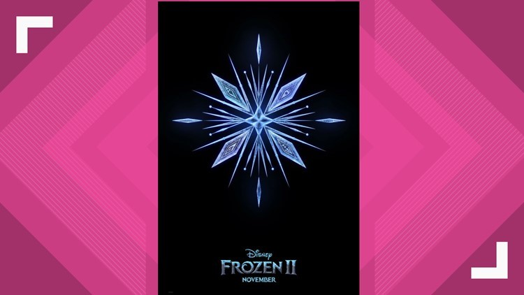 Disney reveals first look at 'Frozen 2' with teaser trailer