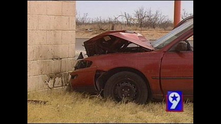 Teenager Recovering After Crashing into a Building
