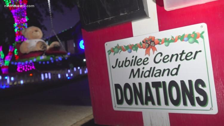 Beyond the Bow: Midland light display shines light on giving back