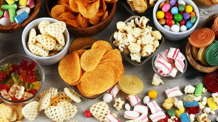 Therapists seeing change in eating habits due to pandemic