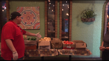 Restaurants become community grocery stores in West Texas
