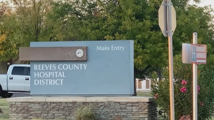 Lockdown lifted at Reeves County Hospital
