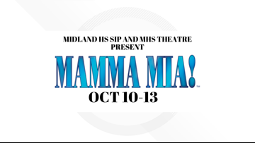 Midland High School Theatre presents 'Mamma Mia!'