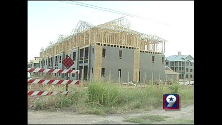 Neighbors Upset Over Construction of New Apartment Complex