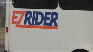 EZ Rider closes routes due to driver shortage